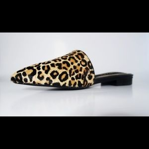 Shoes - *ALMOST GONE* Chic Leopard Mules